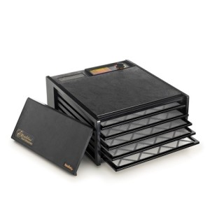 excalibur-dehydrator-5-laags-met-timer-zwart